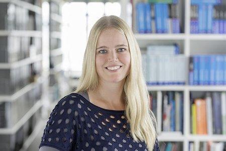 Maren Kletzin (Referentin Öffentlichkeitsarbeit)