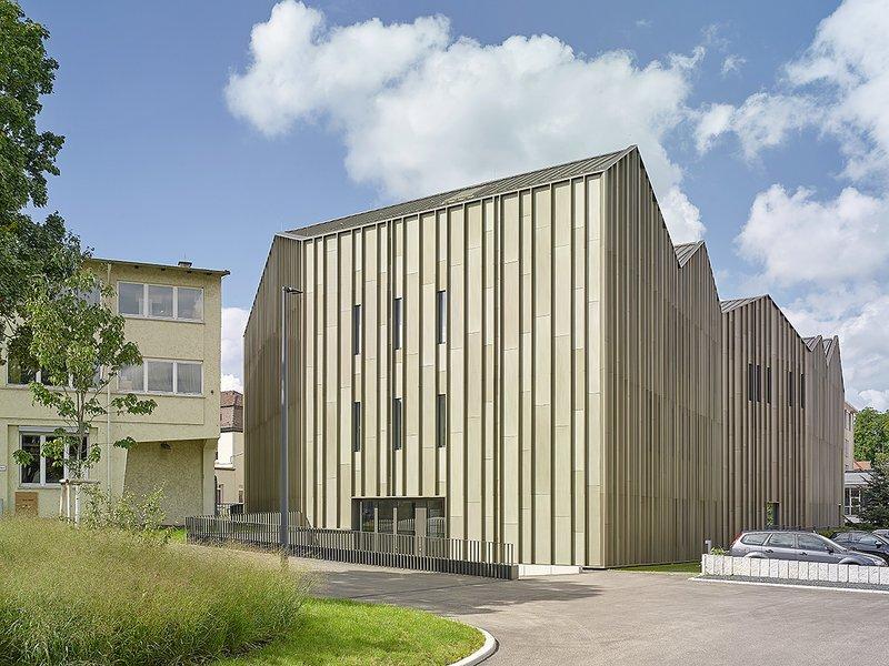 Neubau Institutsgebäude für Energie- und Umwelttechnik, FH Esslingen