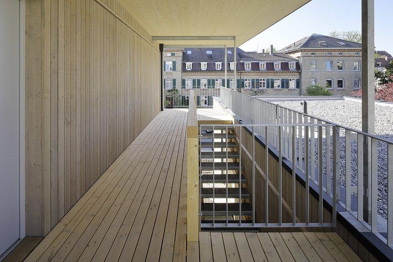 Projekt: Sozialunterkünfte 2M Architekt: Johannes Kaufmann Architektur Ort: D-Konstanz Datum: 2017/04