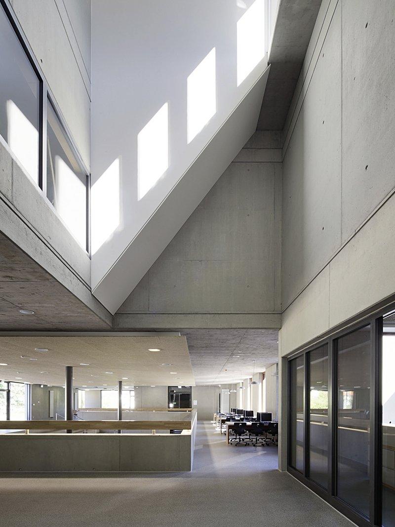 Projekt: Kaufmännische Schule Bad Urach Architekt: Arge KSBU, Thomas Bamberg /Markus Haug / Eberhard Wurst  Ort: D-Bad Urach Datum: 2012/09