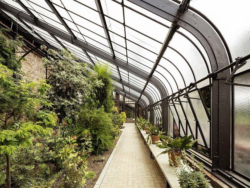Gewaechshaeuser Botanischer Garten Karlsruhe