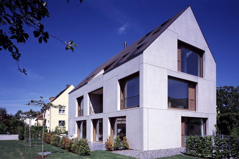 Wohnhaus in Friedrichshafen Architektur: Tobias Conrad, Architekturbüro Conrad Riederau