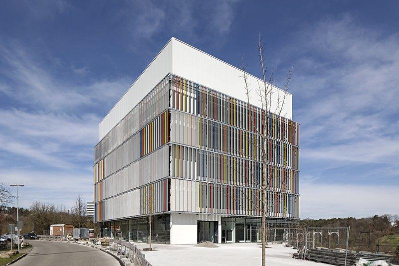 DEU, Tübingen, 04/2015, DZNE, Architekt: Nickl und Partner, Bildtechnik: Digital-KB