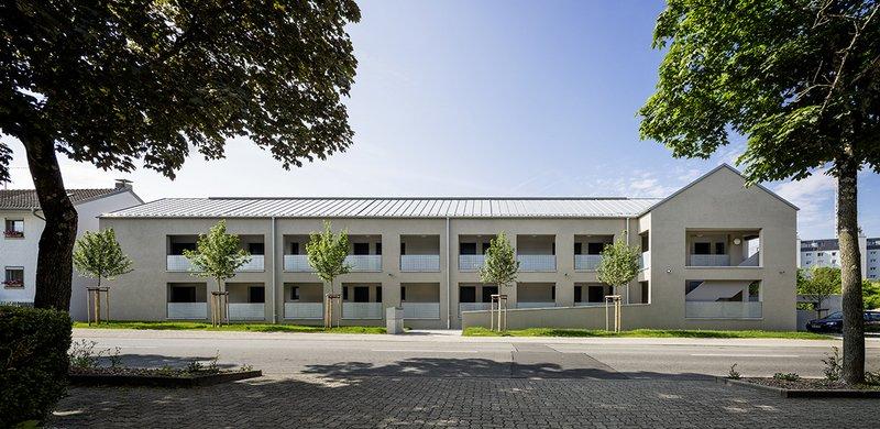Wohnungquartier Dammstrasse, Lörrach