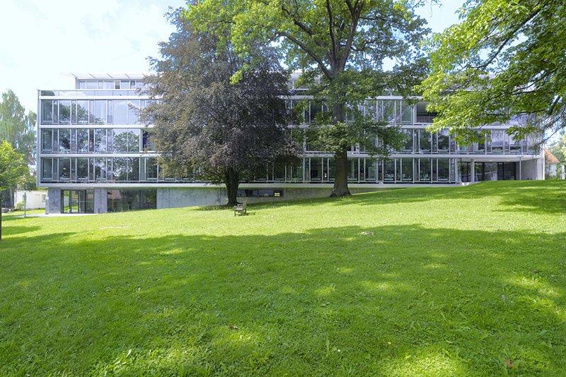 Auftraggeber: Vermšgen+Bau Baden-WŸrttemberg Konstanz Amt Rottweil Bauherr: Land BadenWŸrttemberg Architekten: SchŠdler+Zwerger, Leinfelden-Echterdingen Einweihung 10/08  Foto 8/09