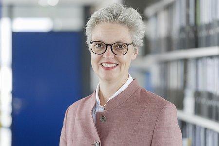 Carmen Mundorff (Geschäftsführerin<br>Architektur und Medien)