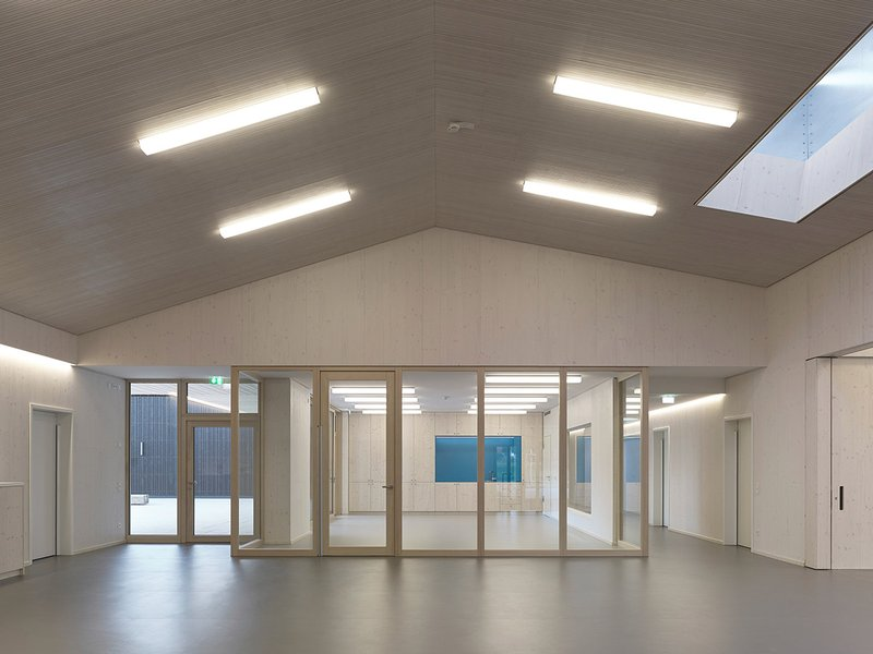 Kinderhaus in Schwäbisch Hall by K9 Architekten