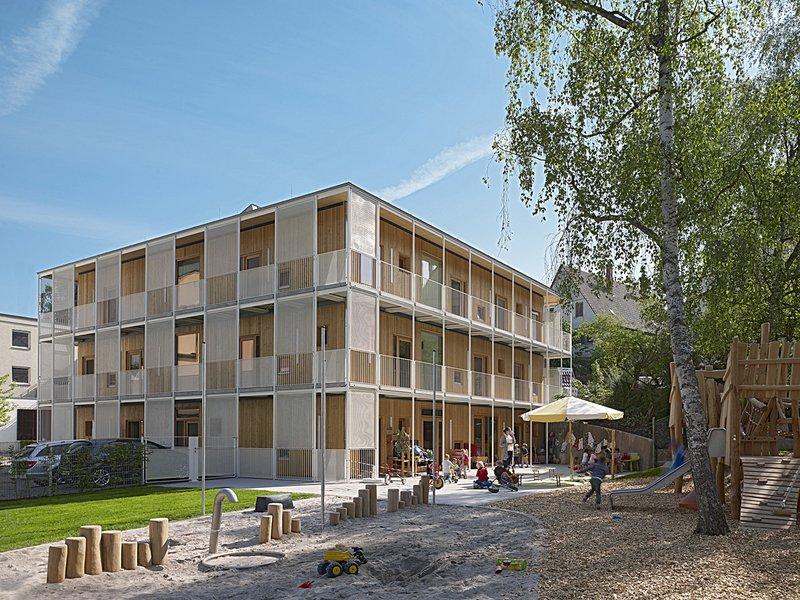 Neubau Kinderhaus Franziskus