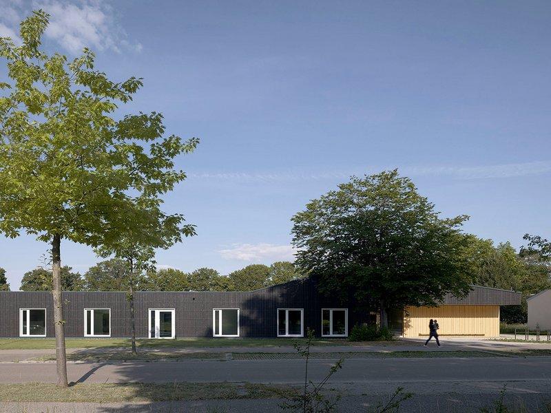 Kinderhaus in Schwäbisch Hall by K9 Architekten