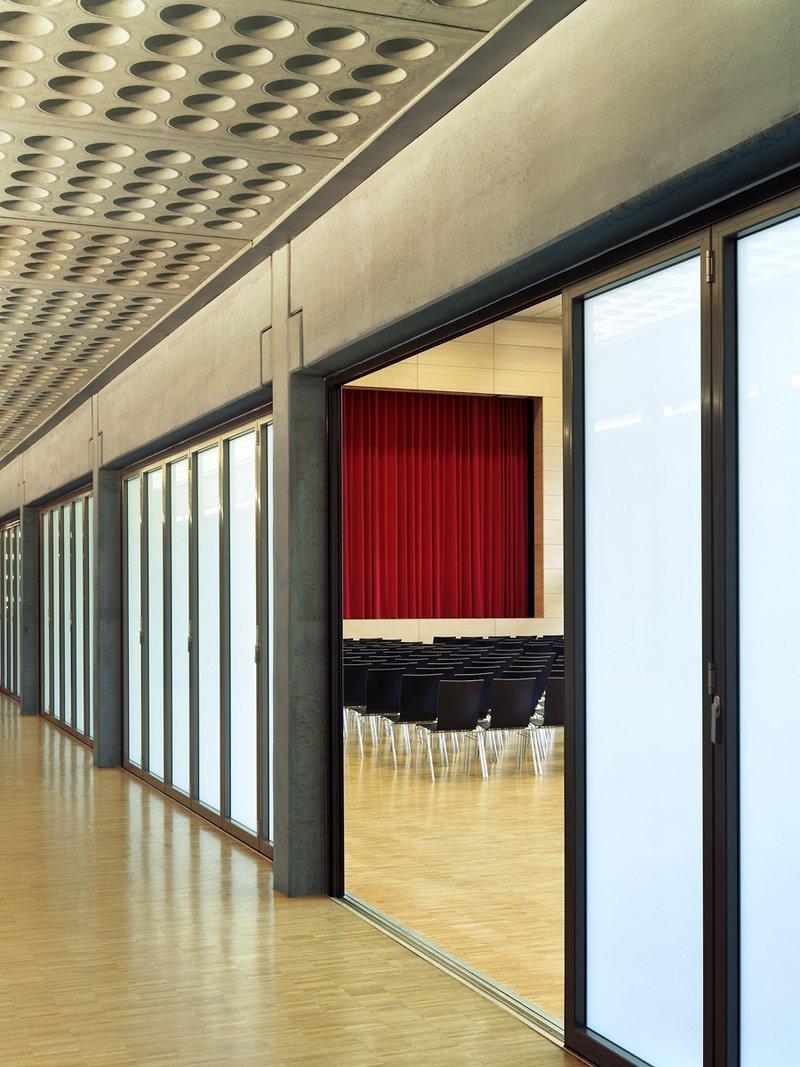 Dorfgemeinschaftshaus Zimmern  Architektur: Ecker Architekten, Buchen