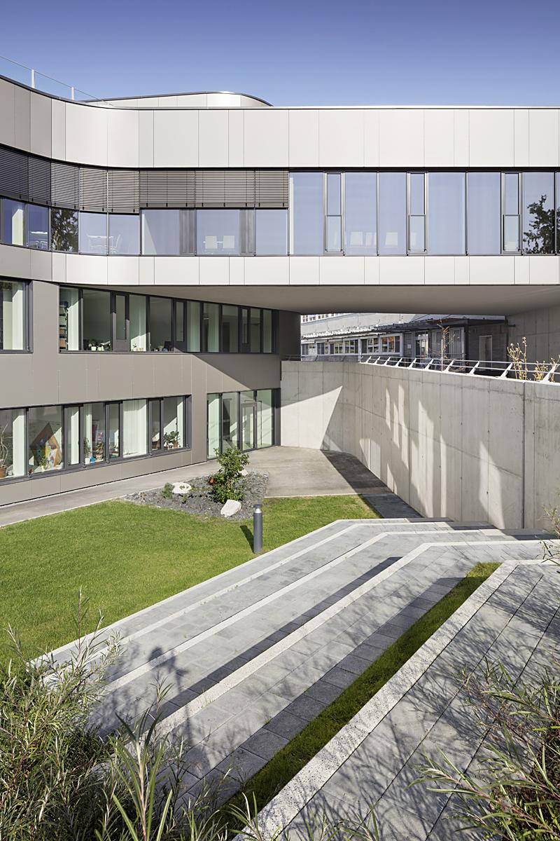 Krankenhaus Tauberbischofsheim | v-architekten, köln