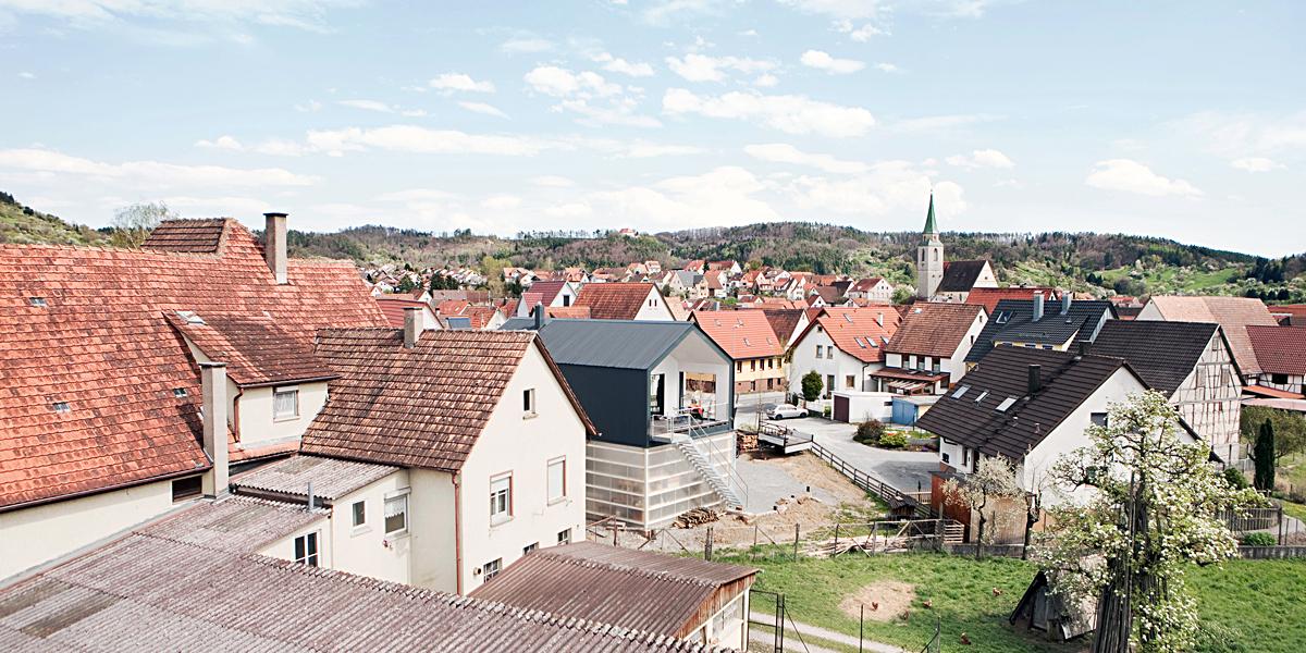 Beispielhaftes Bauen: AKBW Architektenkammer Baden-Württemberg