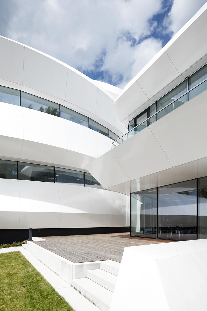 Haus der Astronomie, Architekten Bernhardt+Partner