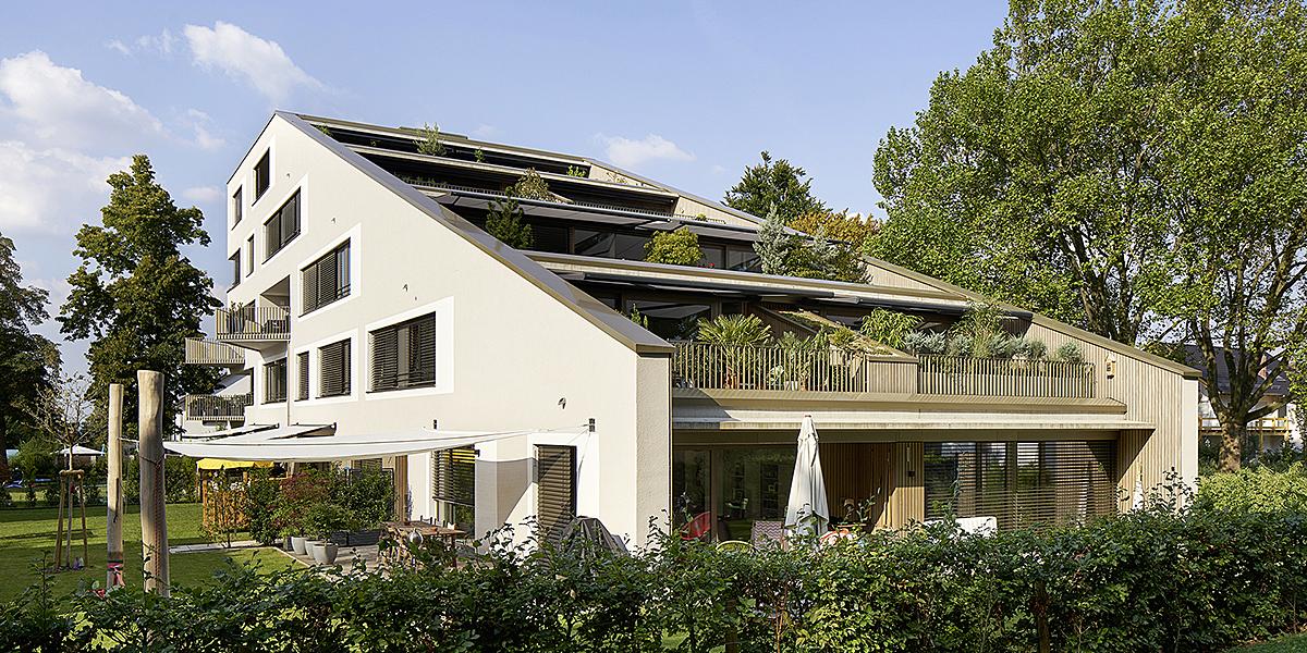 "baugruppe ""ontop"" ludwigsburg  planung: architectoo schoch.eichhorn.bühler hirschstr. 53 76133 karlsruhe www.architectoo.de"