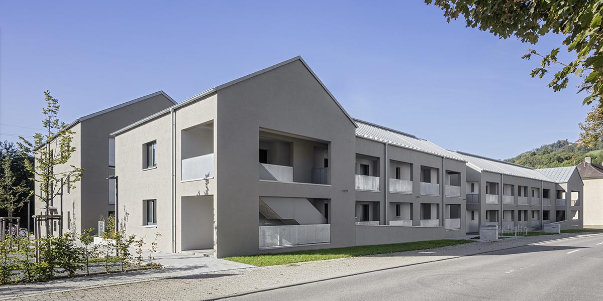 Dammstr. Zweiter Bauabschnitt Lörrach-Stetten