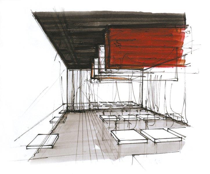 die arbeit von innenarchitekten akbw architektenkammer. Black Bedroom Furniture Sets. Home Design Ideas