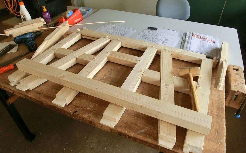 Wir bauen ein fachwerkhaus akbw architektenkammer baden for Fachwerkhaus bauen