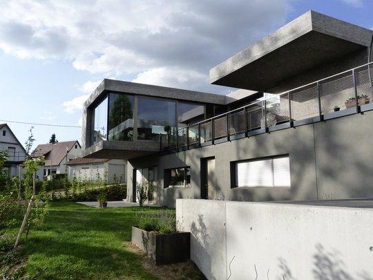 Haus E17 Metzingen Germany 2012: Archiv Landkreis Reutlingen: AKBW Architektenkammer Baden