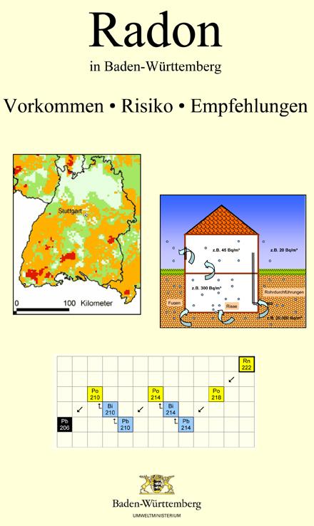 Radon Karte Deutschland.Schutz Vor Radon Akbw Architektenkammer Baden Württemberg