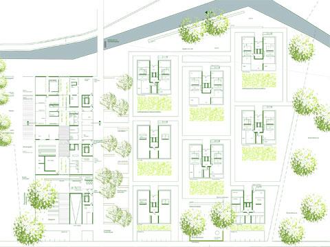 Wohnen Und Arbeiten Am Schlossberg Akbw Architektenkammer Baden